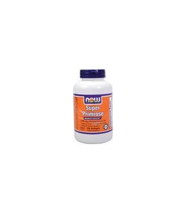 Now Foods Super Primrose 1300 mg, 120 Softgels