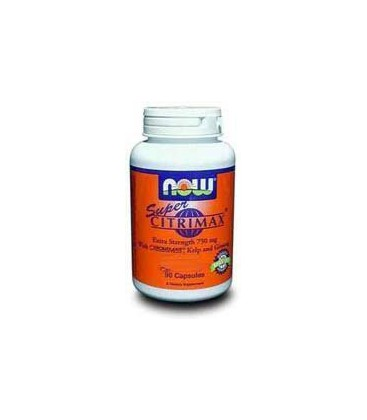 NOW Foods Super Citrimax 750mg, 90 caps (Pack of 2)