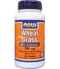 Wheat Grass 500 mg 100 Tablets