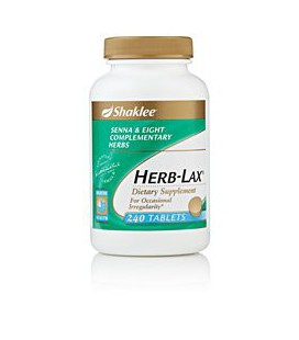 Shaklee Herb-Lax 240 ct.