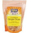 Ginger Dices Crystallized 16 Ounces