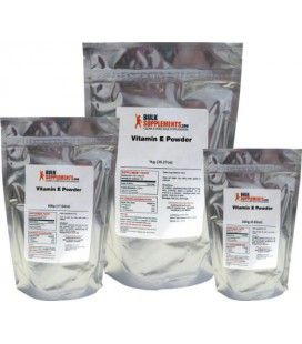BulkSupplements Pure Vitamin E Powder (100 grams)