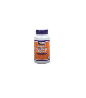 Now Foods Glucose Metabolic Support, 90 caps (Pack of 2)