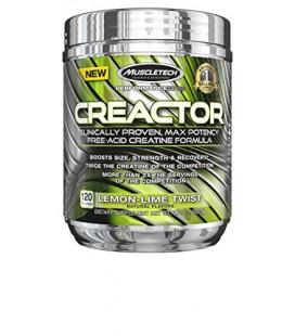 Creactor Creatine Poudre Citron 220 gr