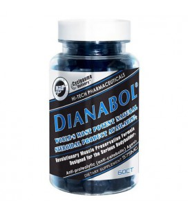 Dianabol 575 mg 60 capsules