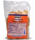 Crystallized Ginger Slices 12 Ounces