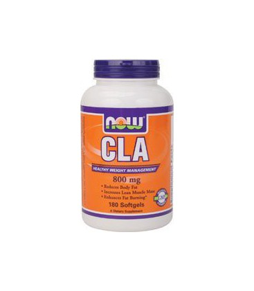 Now Cla 180 Caps Burn Fat Increase Lean Muscle