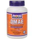 NOW DMAE 250mg (100 caps)