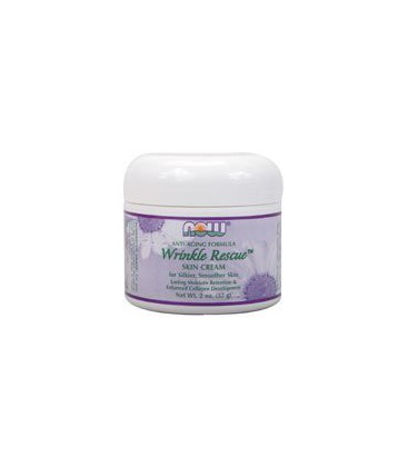 Now Foods Wrinkle Rescue, 2-Ounce