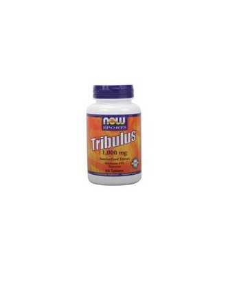 Now Foods Tribulus 1000mg, 90 tablets (Pack of 2)