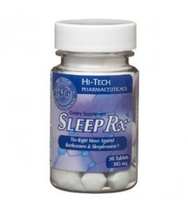 sleep rx / pillule pour s'endormir