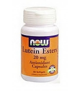Lutein Esters 20 mg Twinpack 2/60 120 Softgels
