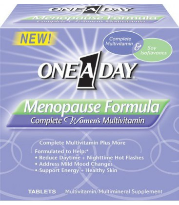 One-A-Day Women's Menopause Formula Multivitamin, 50-tablet