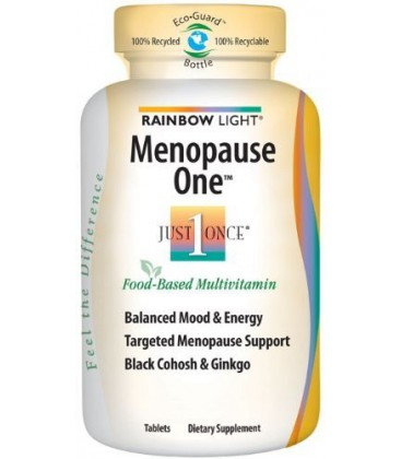 Rainbow Light Just Once Menopause One Multivitamin   Tablets