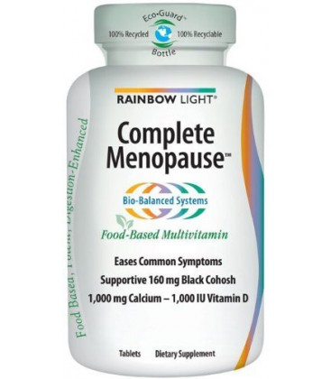 Rainbow Light Complete Menopause Vitamin, Tablets, 120 table