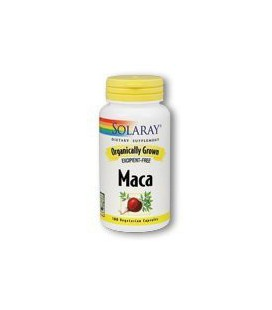 Organically Grown Maca Root - 100 - Veg Cap