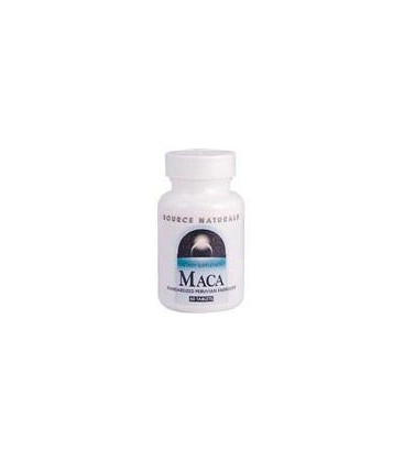 Source Naturals MACA 250mg, 60 Tablets