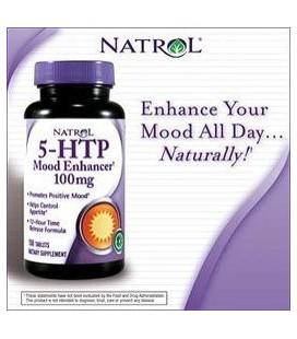 Natrol 5-HTP Mood Enhancer, 150 Tablets