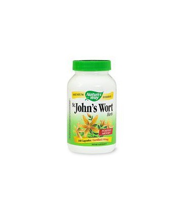 Nature's Way St. John's Wort 350 mg, Capsules 180ea