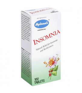 Hyland's Insomnia, 100 Tablets (Pack of 3)