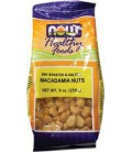 Macadamia Nuts Roasted and Salted - 9 oz - Bag