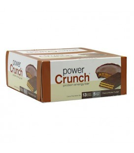 Power Crunch Peanut Butter Fudge-12 Bars