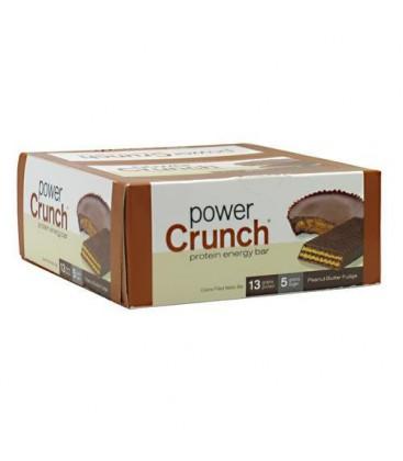 Power Crunch Peanut Butter Fudge-12 Bars