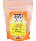 NOW Foods Cashew Crunchy Clusters, 9 ounce (Pack of 2)