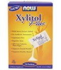 Xylitol Plus Packets (70 packets) With Stevia Extract - 4.4 oz - Box