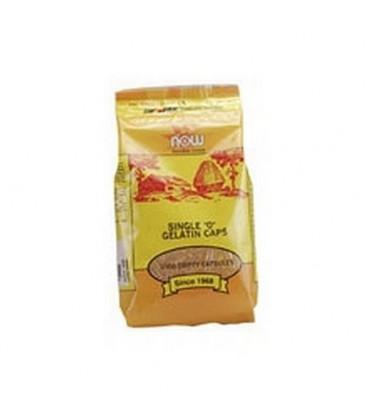 NOW Foods 0 Gelatin Capsules, 1000 Capsules (Pack of 2)