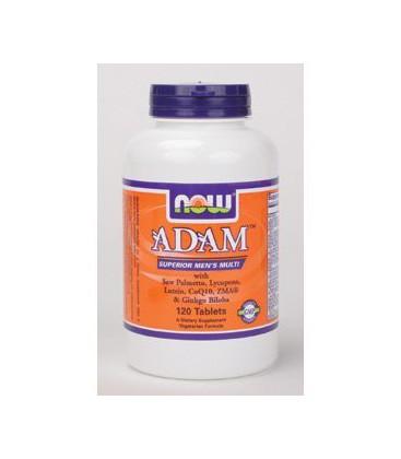 ADAM Superior Men's Multiple Vitamin - 120 Tabs