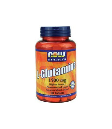 L-Glutamine 1500mg 90 Tablets