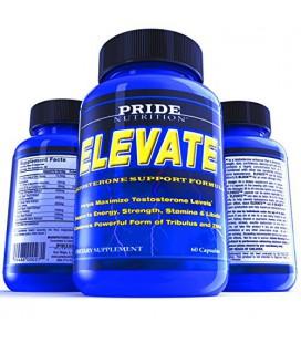 1 Muscle Building Stack - Testostérone, Anabolic croissance appui à la relance et Estrogen Blocker - 3 Bottles- 100% Money Bac