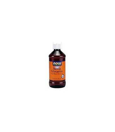 Now Foods Stevia Glycerite, 2 oz (Pack of 2)
