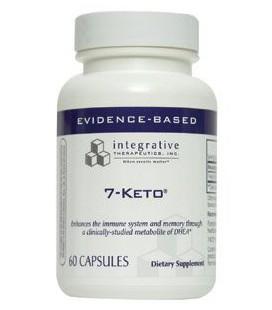 Intégratives Therapeutics - 7-Keto 25 mg 60 caps
