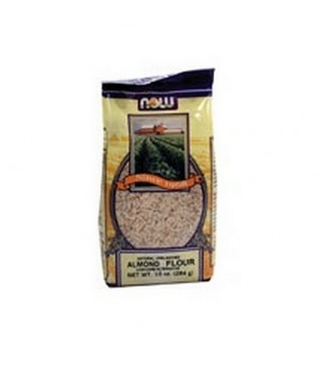 Now Foods Almond Flour, 10 Ounces (Pack of 3)