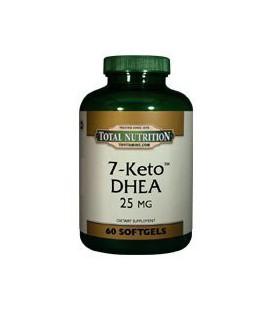 7-Keto DHEA 25mg - 60 gélules