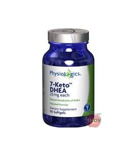 Physiologics - 7-Keto DHEA 25 mg 90 Sgels
