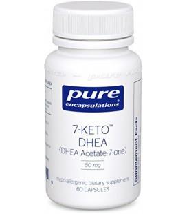 Pure Encapsulations - 7-Keto DHEA 50mg 60 VegiCaps