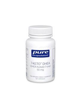 Pure Encapsulations 7-Keto DHEA 50 mg (120 vcaps 7KET2)