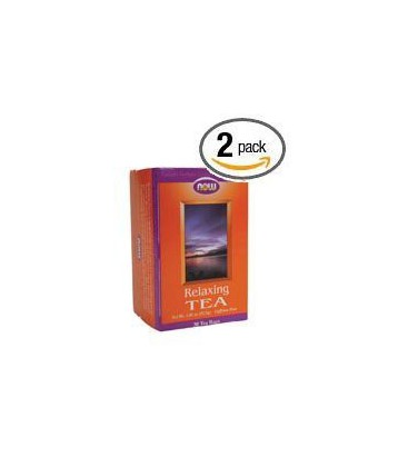 Relaxing Tea 60 Bags (30 Bags Each Box, Pack of 2 Boxes)