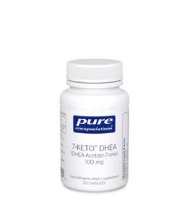 Pure Encapsulations 7-Keto DHEA 100 mg 120 vcaps (7KET5)