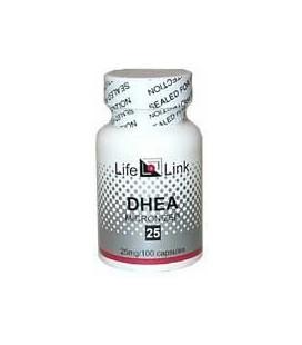 Mono DHEA 25mg LifeLINK 100 Caps