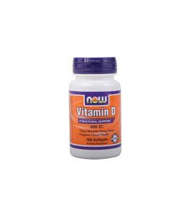 Vitamin D 400 IU - 180 - Softgel