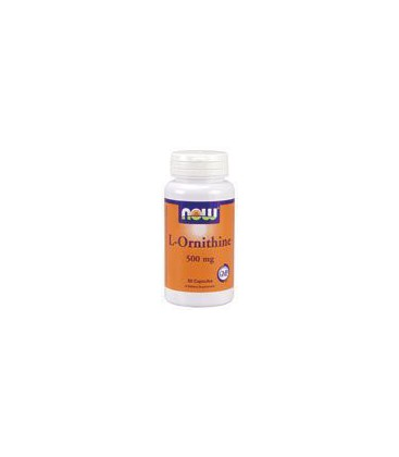 L-Ornithine by NOW Foods - (800mg - 8 oz. Powder)