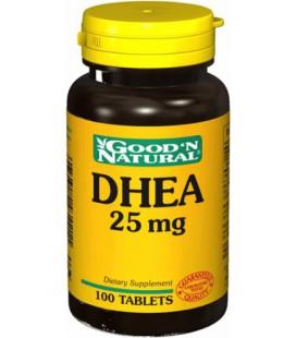 DHEA 25mg - 100 tabs, (Good'n naturel)