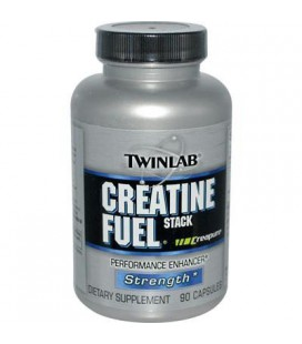 Twinlab Creatine fuel 90 caps