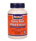Now Foods Horny Goat Weed Extract 750 mg - 90 Tablets ( Multi-Pack)