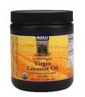 NOW Foods - Virgin Coconut Oil Organic - 20 oz. ( Multi-Pack)