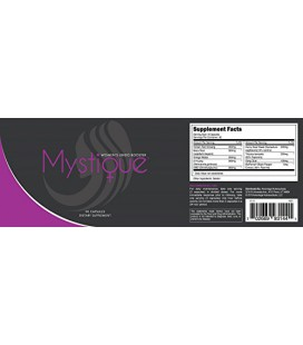 Mystique For Her - Top Female Libido & Performance Booster (90 Caps)